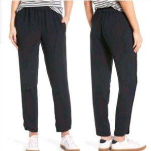 J. Crew Elastic Waist Crop Pants 4P